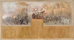 Les enrôlements volontaires en 1792