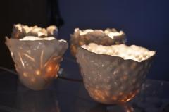 lightobjects in porcelain
