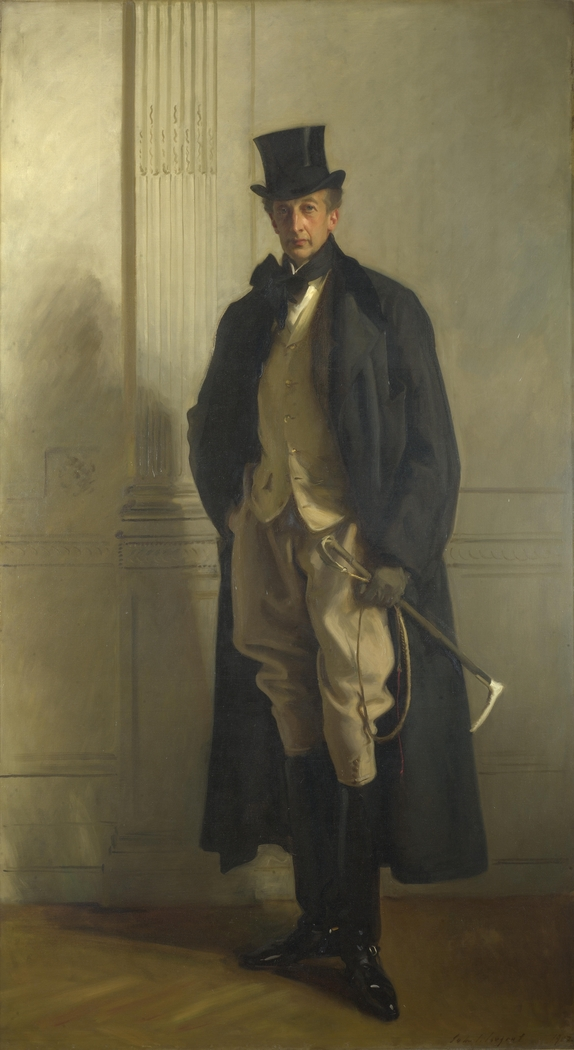 Lord Ribblesdale