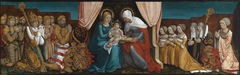 Margrave, Mother and child