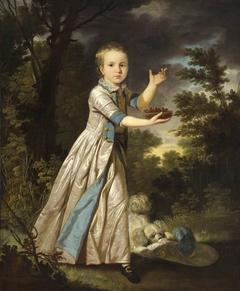 Master George Edward Graham (1771-1834) (later George Edward Graham-Foster-Pigott)