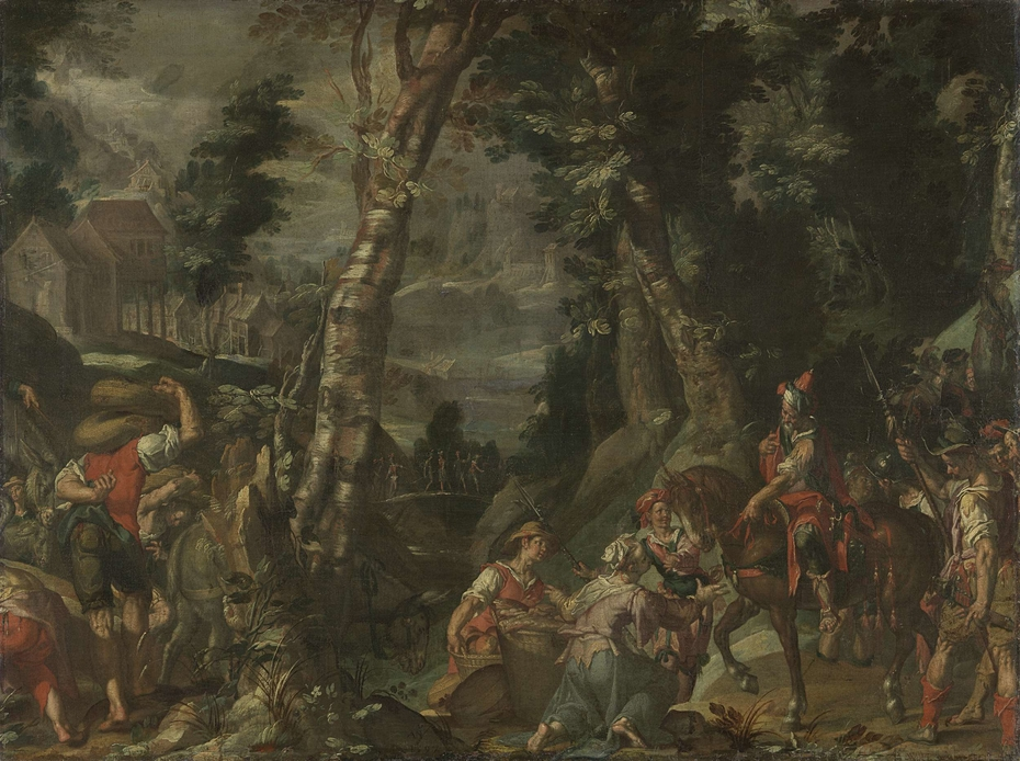 Meeting between David and Abigail