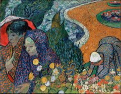 Memory of the Garden at Etten (Ladies of Arles)
