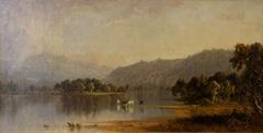 Mount Washington from the Saco River