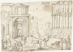 Paleis van Galienus en de Tempel van Tudela in Bordeaux