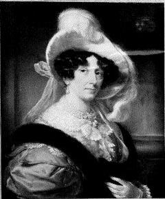 Petronella Frederica de Roock (1774-1834). Echtgenote van James John, Baron Melvill van Carnbee