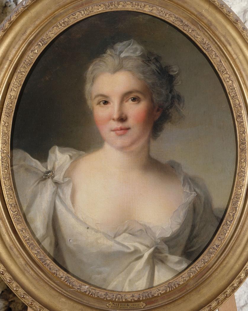 Portrait de femme (P1347)