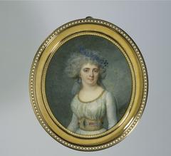 Portrait de Mademoiselle Raucourt