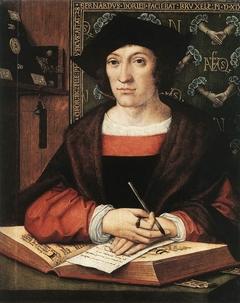 Portrait du médecin Joris van Zelle