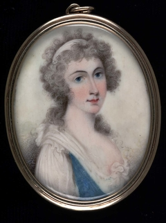 Portrait of a Lady from S. Carolina Huguenot Family