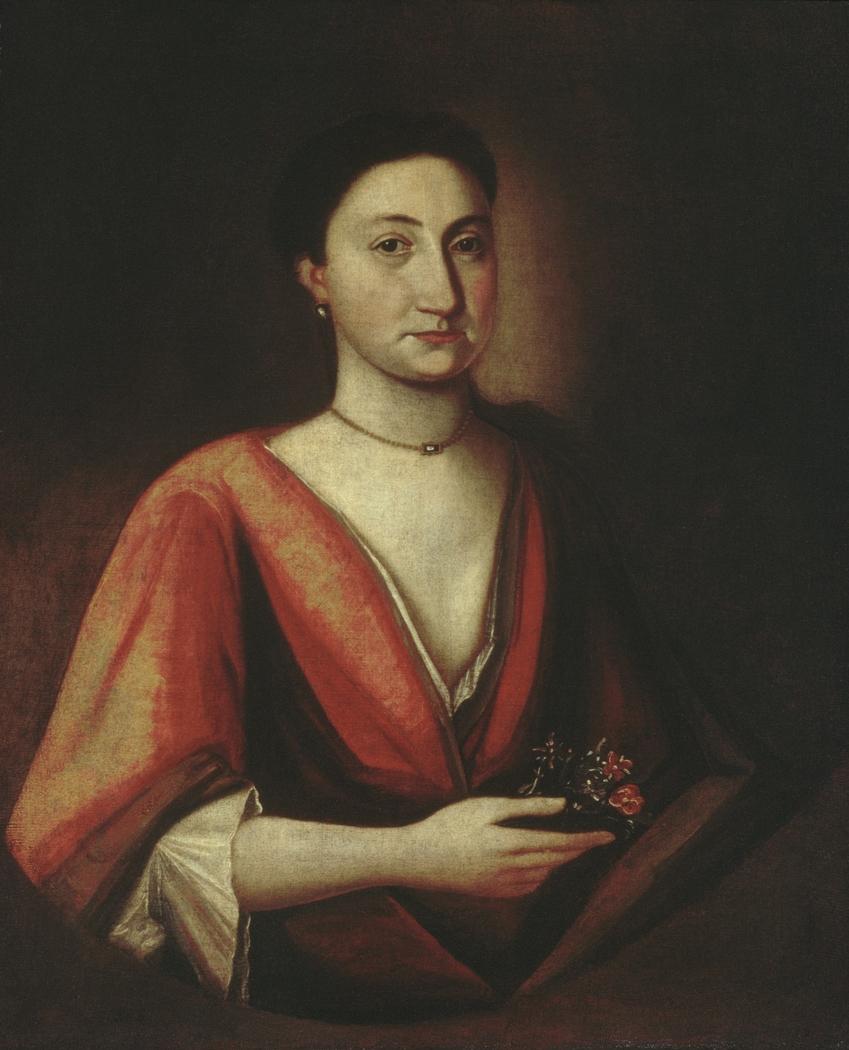 Portrait of a Lady (Possibly Hannah Stillman)