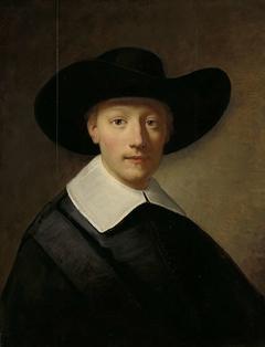 Portrait of a Man, known as Gozen Centen