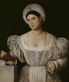 Portrait of a Woman (Agnese, the painter's sister-in-law?)