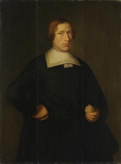 Portrait of a Young Man with a Lemon