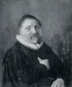 Portrait of Adrianus Tegularius