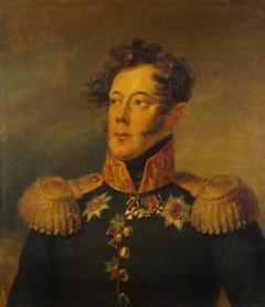 Portrait of Alexander I. Albrecht (1788-1828)
