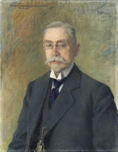Portrait of Bredo Henrik von Munthe af Morgenstierne