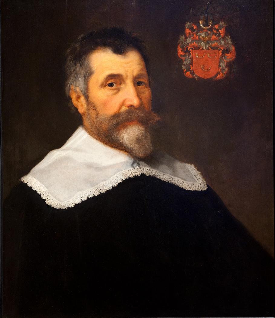 Portrait of Dirck de Vlaming van Oudtshoorn