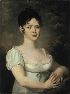 Portrait of E.P. Dubovitskaya