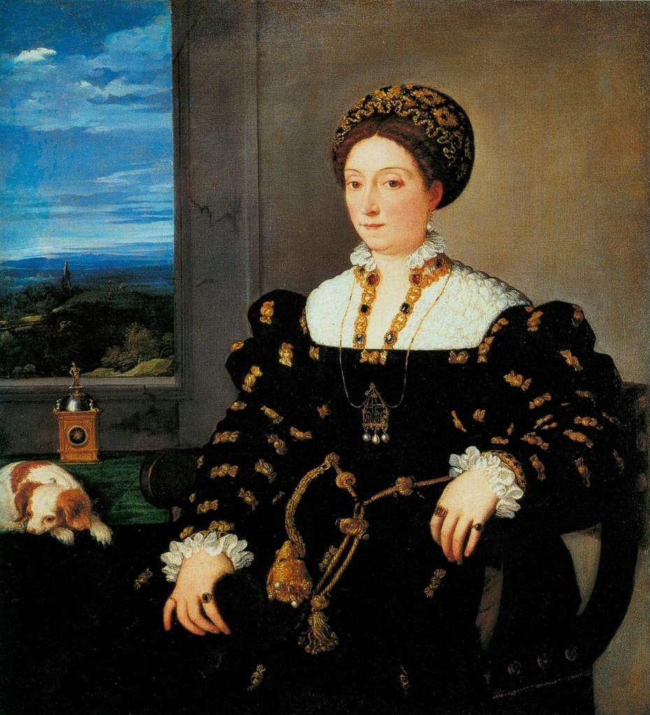 Portrait of Eleonora Gonzaga