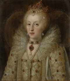 Portrait of Elizabeth I, Queen of England