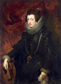 Portrait of Elizabeth of Bourbon, Queen of Spain