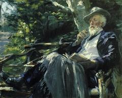 Portrait of Holger Drachmann