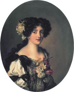 Portrait of Hortense Mancini (?)