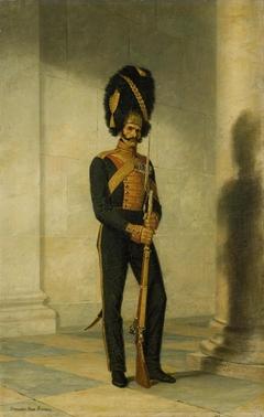 Portrait of Ilya Yamnik (1781 - after 1833)
