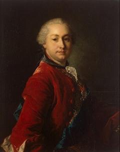 Portrait of Ivan Shuvalov