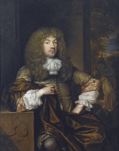 Portrait of Jan Boudaen Courten (1635-1716)