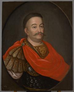 Portrait of John III Sobieski (1624–1696) in Karacena Scale Armour