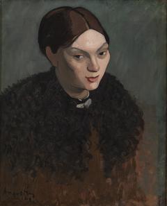 Portrait of Madeleine Bernard