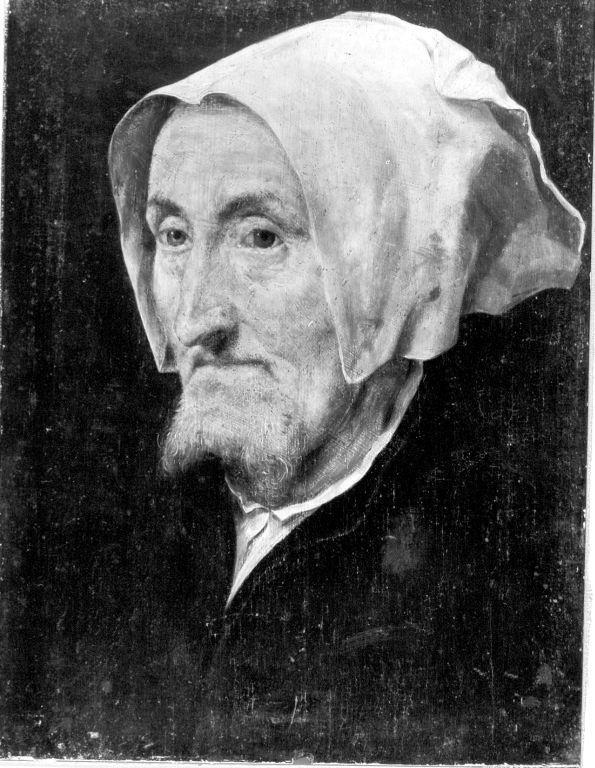 Portrait of Margret Halseber