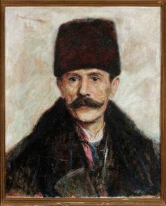 Portrait of Ostaszewski