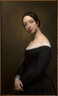 Portrait of Pauline Viardot