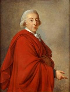 Portrait of Prince Adam Casimir Czartoryski (1734-1823)