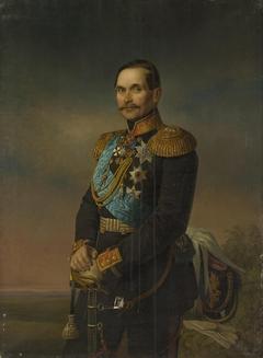 Portrait of Prince Vasily Dolgorukov