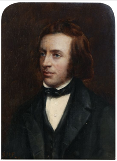 Portrait of Sir Charles Gavan Duffy (1816-1903), Politician