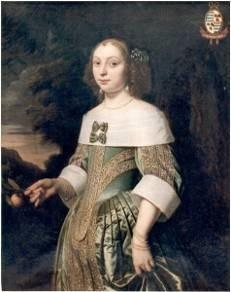 Portrait of Sophia Coymans
