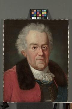 Portrait of Stanisław Poniatowski (1676–1762), king's father
