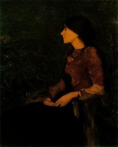 Portrait of Thadée-Caroline Jacquet