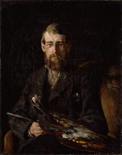 Portrait of the Painter Nils Hansteen