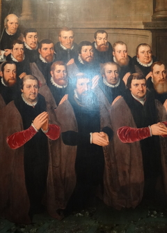 Portraits of the members of the Brotherhood of the Holy Blood