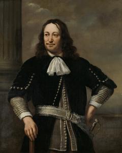 Portret van Johan Cornelis van der Hoop (1742-1825), zee-overste en minister van Marine