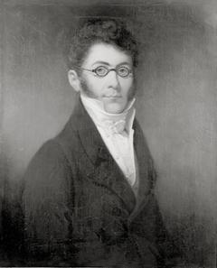 Portret van Johannes Vollenhoven (1787-1820)