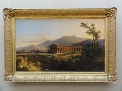 Poseidon Temple in Paestum