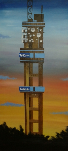 Pretoria Telkom Tower