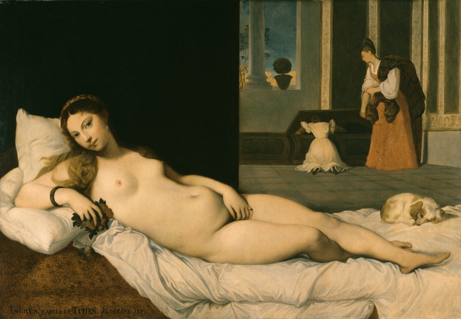 Reclining Venus