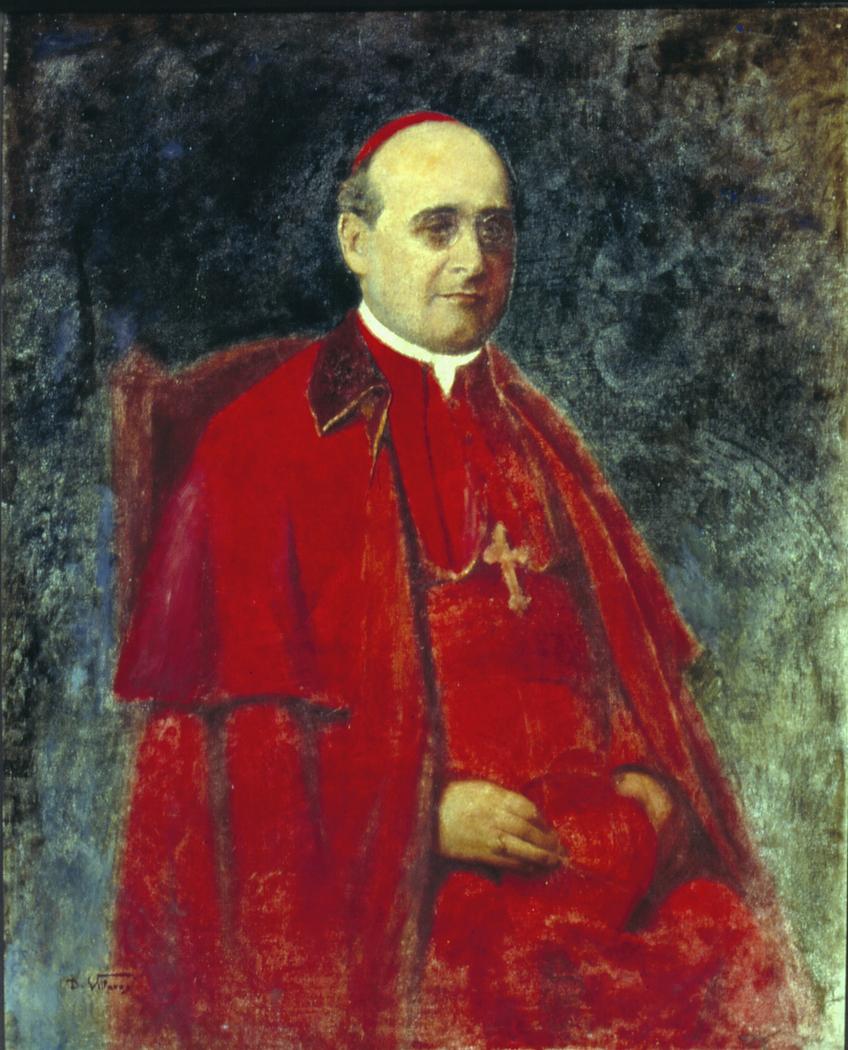 Retrato de D. Sebastião Leme da Silveira Cintra